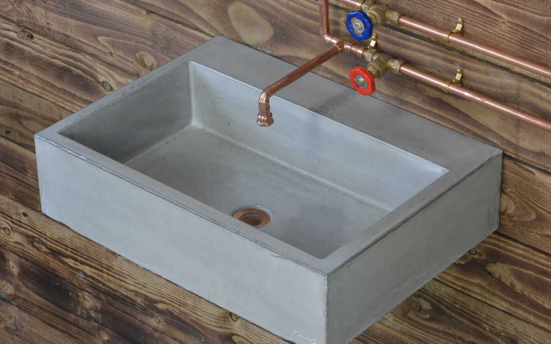 The Rise of the Concrete Sink