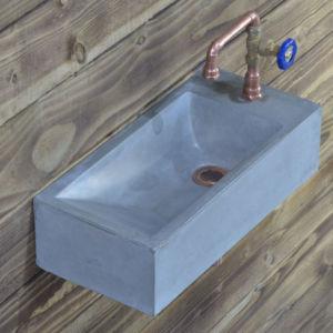 concrete basin coron