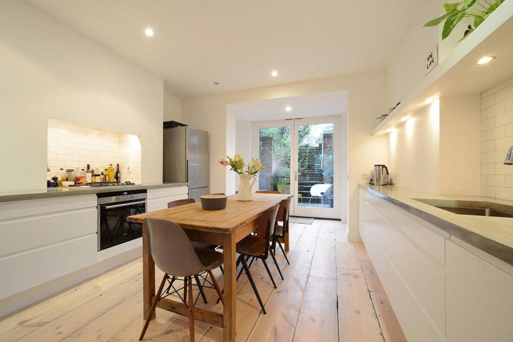 polished concrete kitchen worktop countertop london. Black Bedroom Furniture Sets. Home Design Ideas
