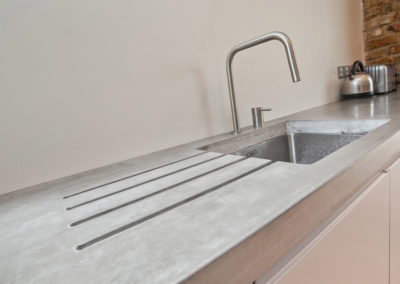 Concrete Worktops Crounch end London