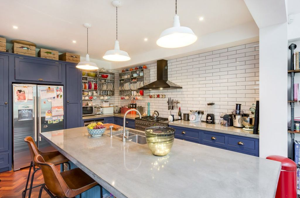 The Advantages of Concrete Worktops