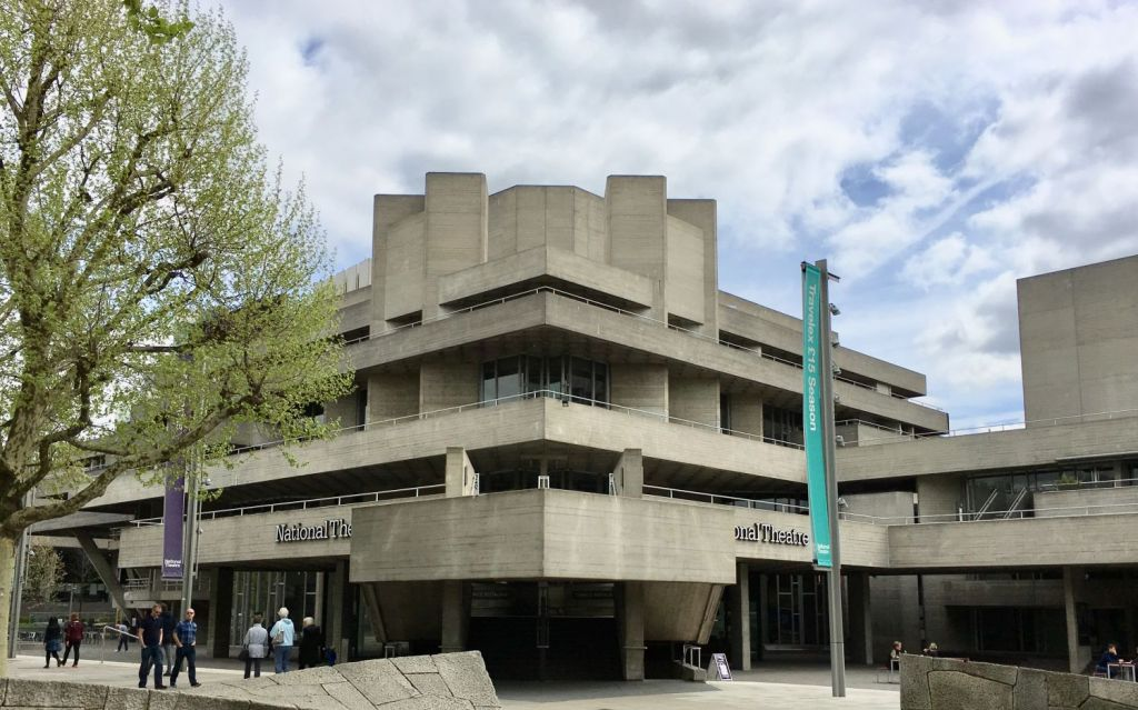 National theatre, London