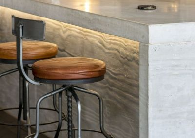 concrete worktop