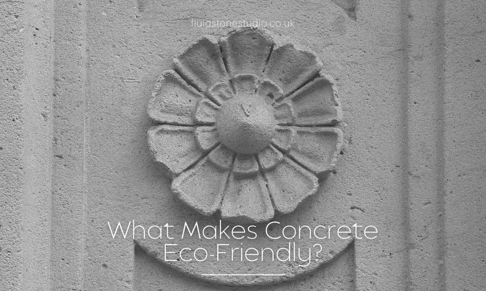 concrete eco friendly